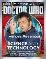 Doctor Who Essential Guide #13 Science & Technology Bookazine Magazine Panini Comics